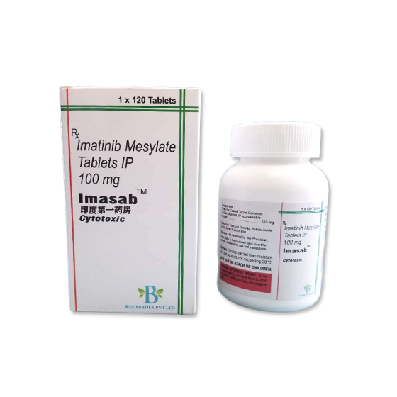 伊马替尼Gleevec,imatinib格列卫/BSA PHARMA PRIVATE LIMITED